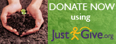 Donate with a credit card through Justgive.org
